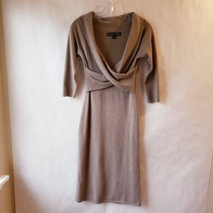 Ralph Lauren cashmere dress black label
